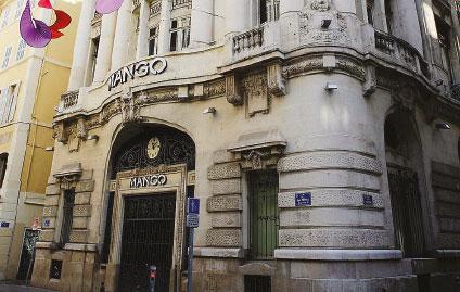 mango 17 RUE SAINT FERRÉOL, MARSEILLE groupe sebban aix en provence